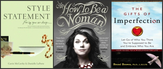 Summer Reading non-fiction - Brene Brown, Caitlin Moran Danielle LaPorte