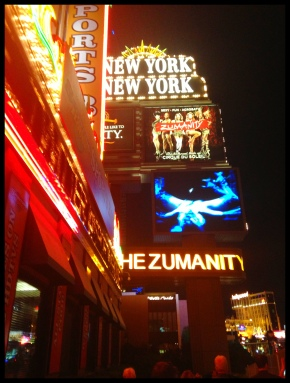 Cirque du Soleil - Las Vegas - Zumanity