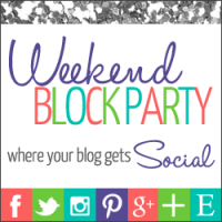 Weekend Blog Party