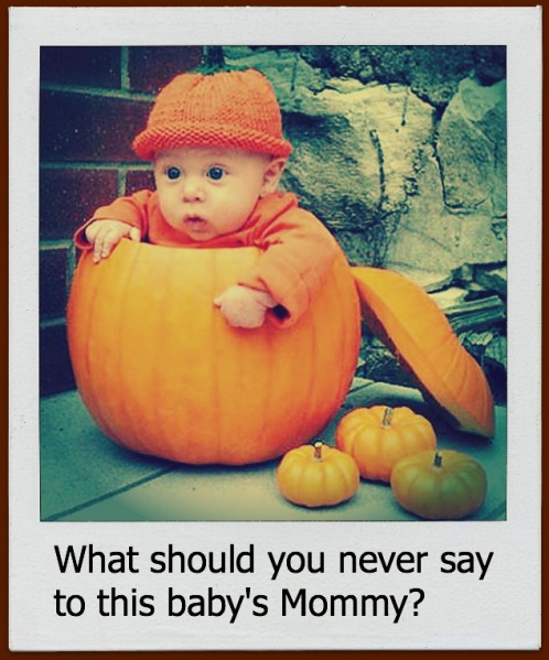 Baby in a Pumpkin and other Fall-tastic things....