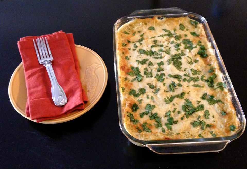 The Best Enchiladas Recipe Ever