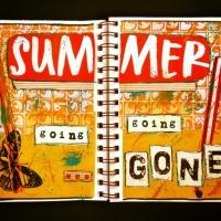Art Journal: The End of Summer