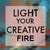 Light Your Creative Fire, a 31 Day series on Creativity on The Anonymous Blonde